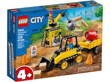 LEGO City 60252 Bulldozer