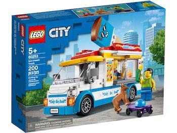 LEGO City 60253 Glassbil