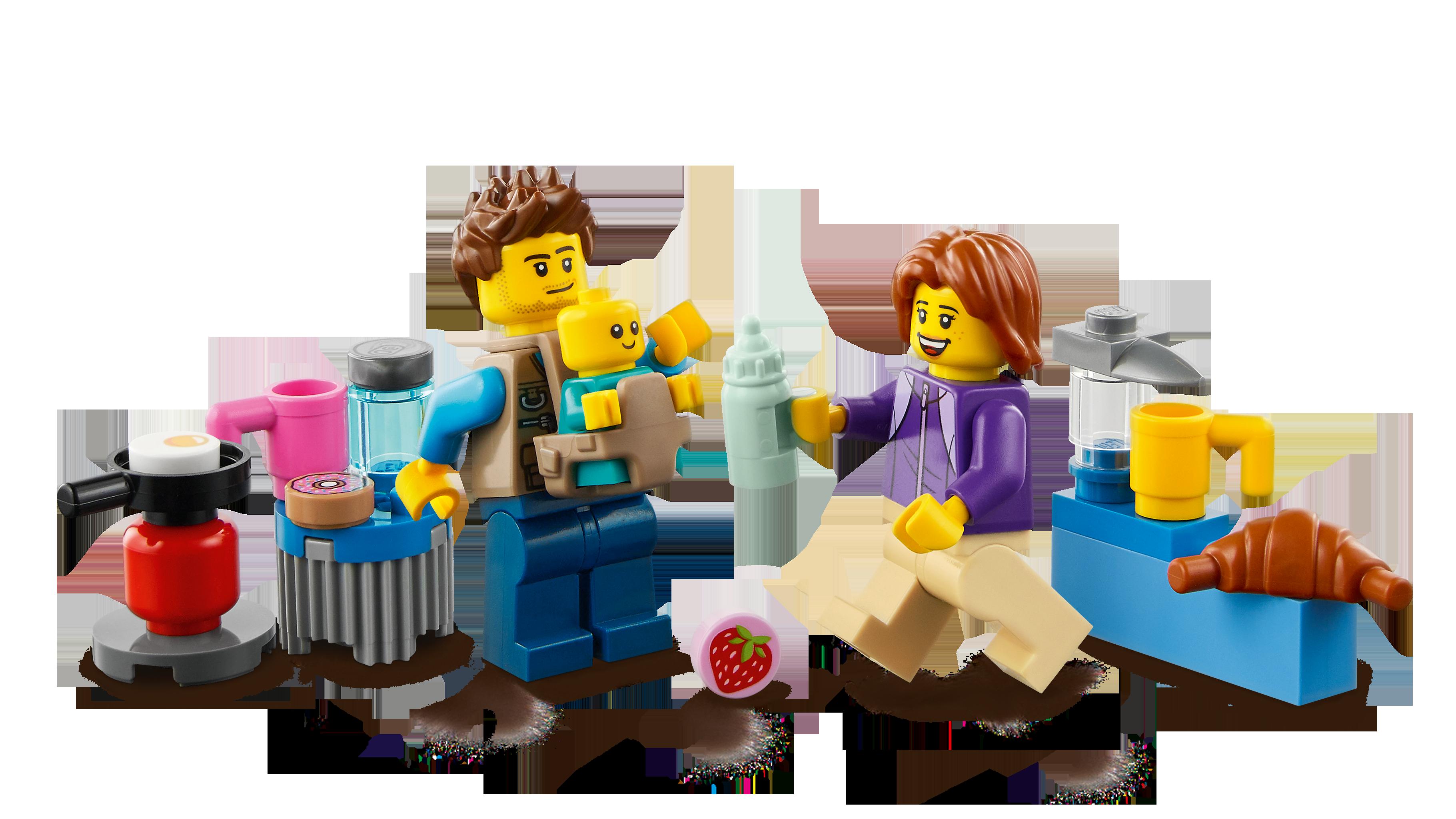 LEGO City 60283 Semesterhusbil