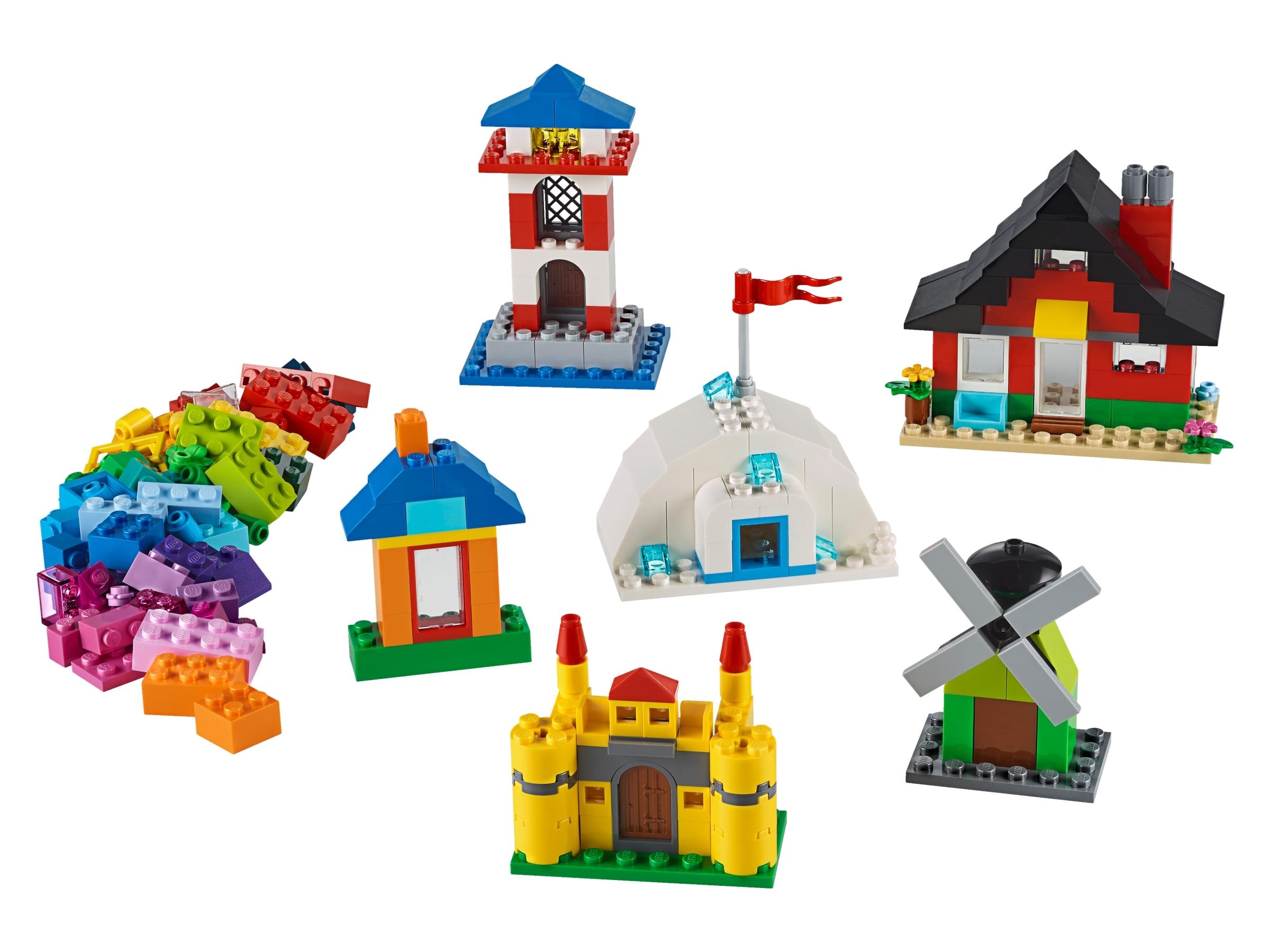 LEGO Classic 11008 Klossar och hus