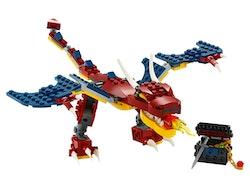 LEGO Creator 3-in-1 31102 Elddrake