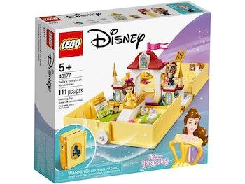 LEGO Disney 43177 Belles sagoboksäventyr