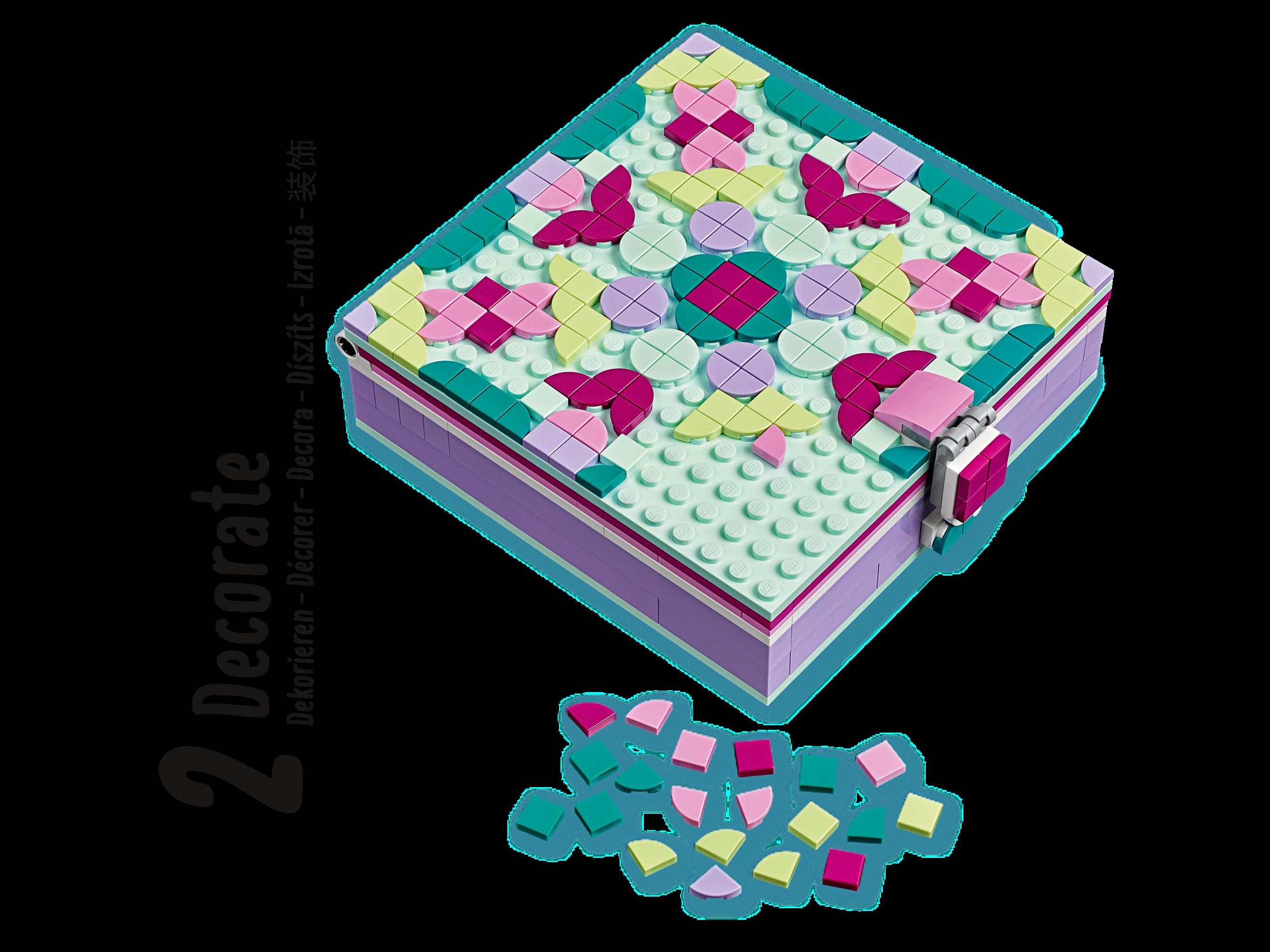 LEGO DOTS 41915 Smyckeskrin