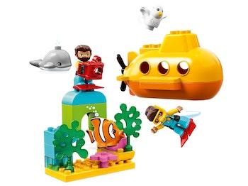 LEGO DUPLO 10910 Ubåtsäventyr