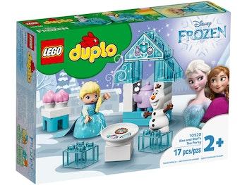 LEGO DUPLO 10920 Elsa och Olofs teparty