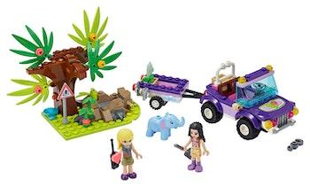 LEGO Friends 41421 Djungelräddning med elefantunge