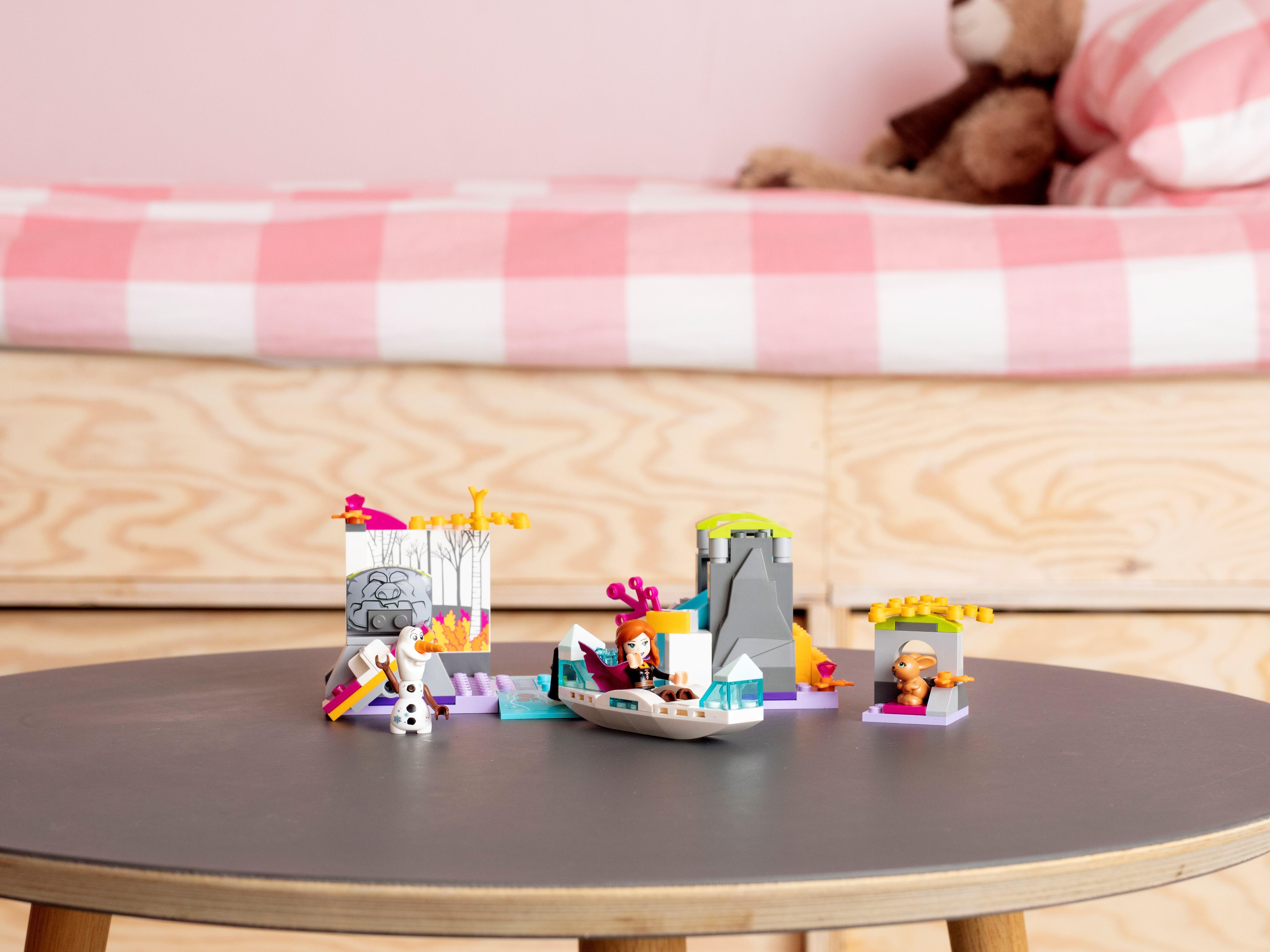 LEGO Frozen 2 41165 Annas kanotexpedition