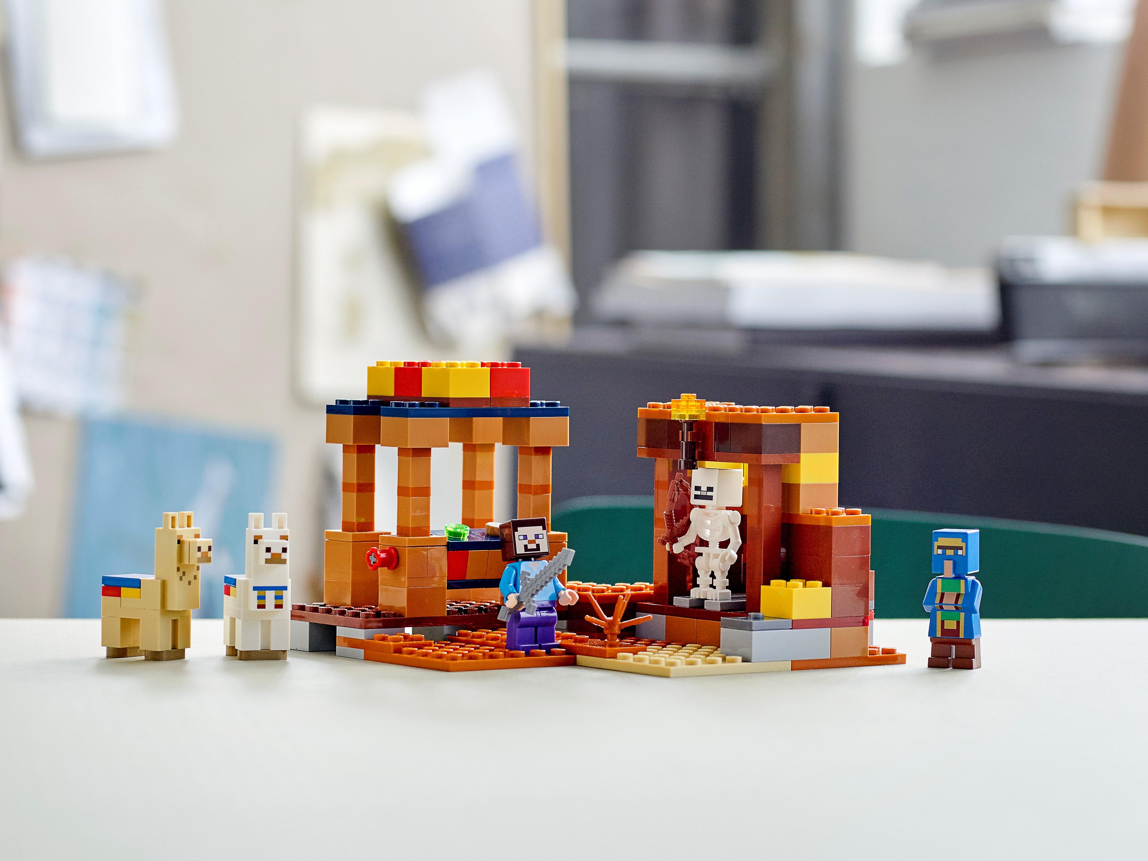 LEGO Minecraft 21167 Handelsposten