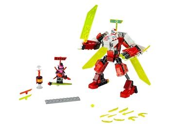 LEGO NINJAGO 71707 Kais robotjet