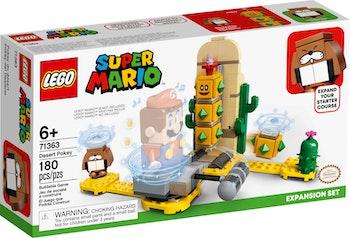 LEGO Super Mario 71363 Pokey i öknen – Expansionsset