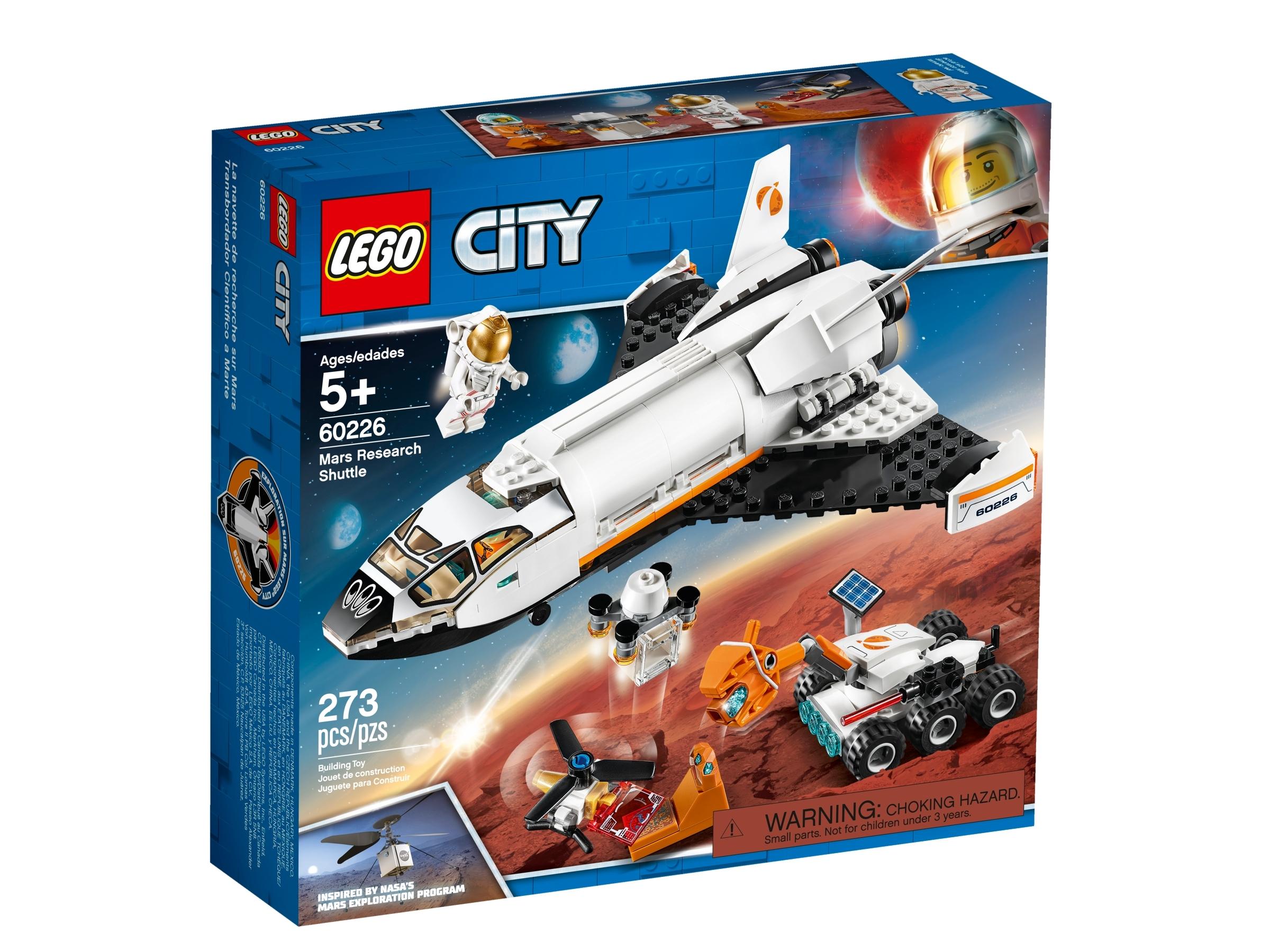 LEGO City 60226 Marsforskningsfarkost