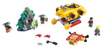 LEGO City 60264 Hav – utforskarubåt