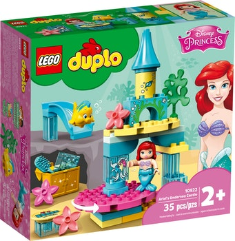 LEGO Disney 10922 Ariels undervattensslott