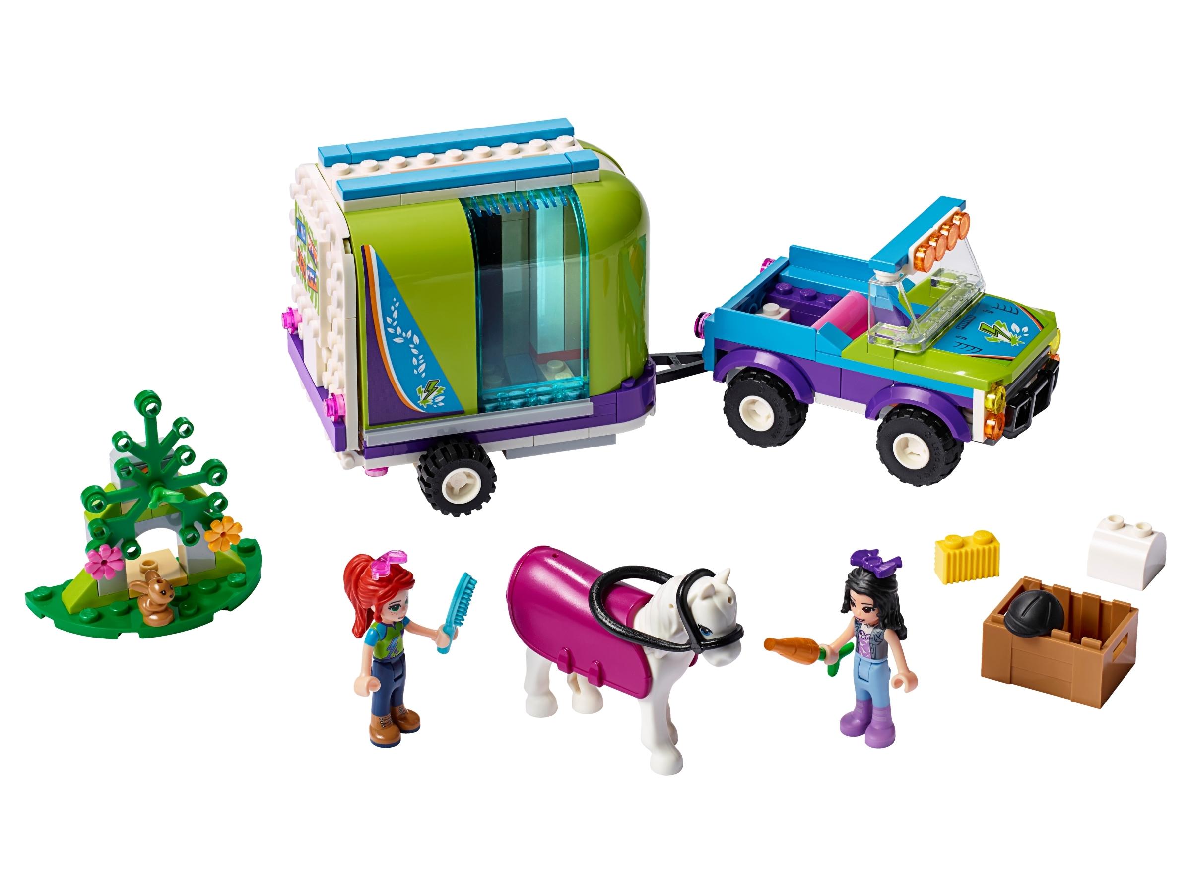 LEGO Friends 41371 Mias hästtransport
