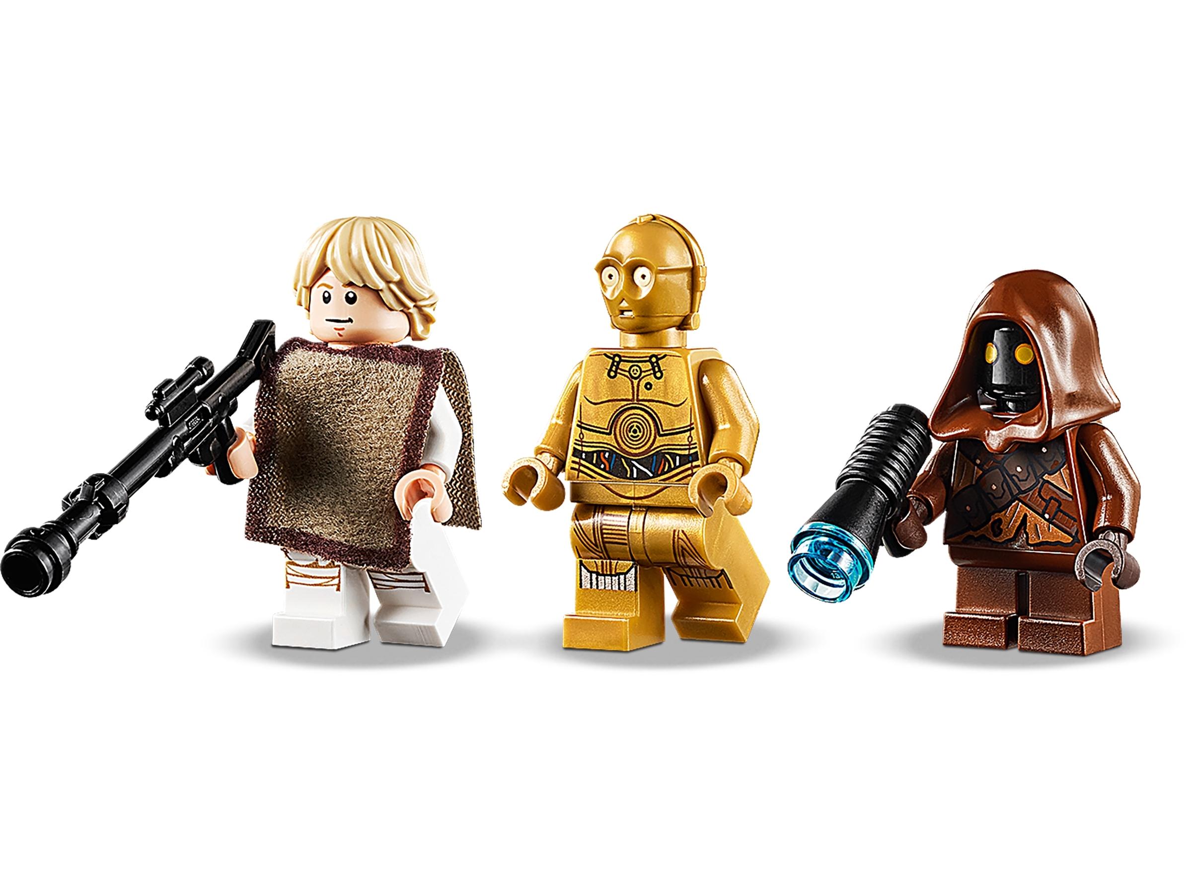 LEGO StarWars 75271 Luke Skywalker's Landspeeder