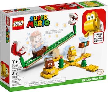 LEGO Super Mario 71365 Piranha Plant Power Slide – Expansionsset