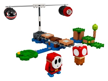 LEGO Super Mario 71366 Boomer Bills attack – Expansionsset