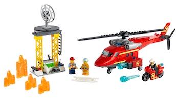 LEGO City 60281 Brandräddningshelikopter