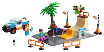 LEGO City 60290 Skateboardpark