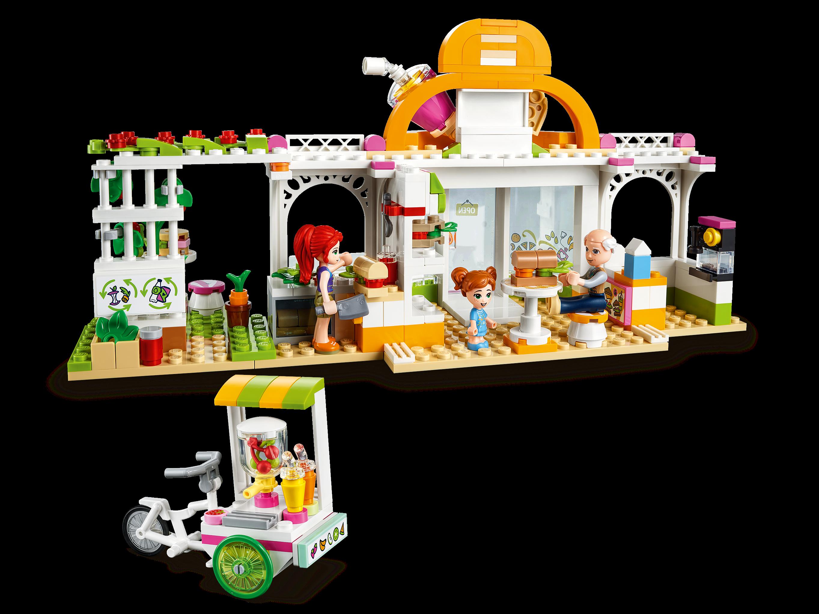 LEGO Friends 41444 Heartlake Citys ekologiska café