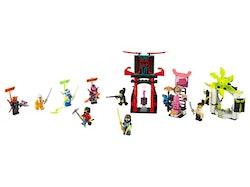 LEGO NINJAGO 71708 Spelmarknaden