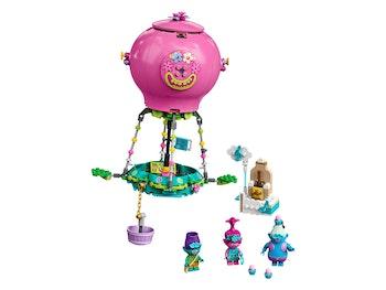 LEGO Trolls World Tour 41252 Poppys luftballongsäventyr