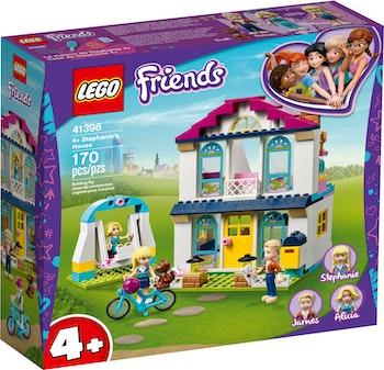 LEGO Friends 41398 4+ Stephanies hus