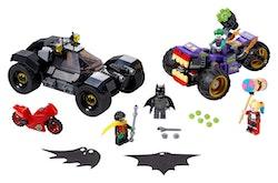 LEGO Batman 76159 Jokerns trehjulingsjakt