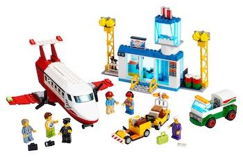 LEGO City 60261 Flygplats