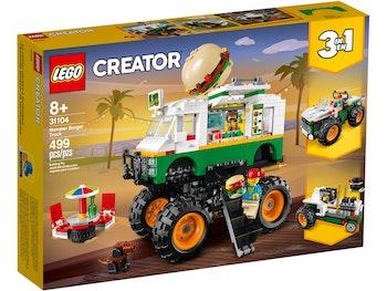 LEGO Creator 3-in-1 31104 Hamburgermonstertruck