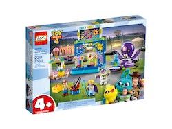 LEGO Disney 10770 Buzz & Woodys tivolimani!