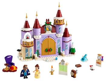 LEGO Disney 43180 Belles vintriga slottsfest