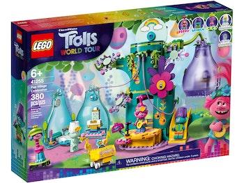 LEGO Trolls World Tour 41255 Kalas i Pop Village