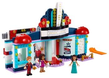 LEGO Friends 41448 Heartlake Citys biograf