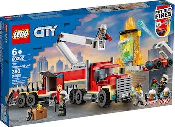 LEGO City 60282 Brandkårsenhet
