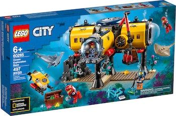LEGO City 60265 Hav – forskningsbas