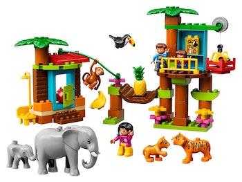 LEGO DUPLO 10906 Tropisk ö
