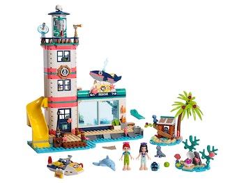 LEGO Friends 41380 Fyrens räddningscenter