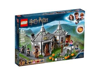LEGO Harry Potter 75947 Hagrids stuga: Rädda Vingfåle