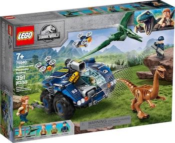 LEGO Jurassic World 75940 Gallimimus och Pteranodon rymmer