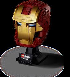 LEGO Marvel 76165 Iron Mans hjälm