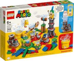 LEGO Super Mario 71380 Bemästra ditt äventyr – Skaparset