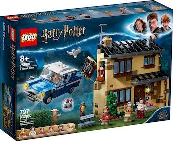 LEGO Harry Potter 75968 Privet Drive 4