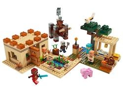 LEGO Minecraft 21160 Illagers anfaller