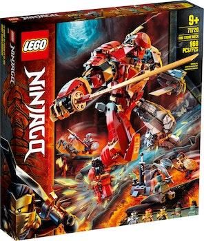 LEGO NINJAGO 71720 Eldstensrobot
