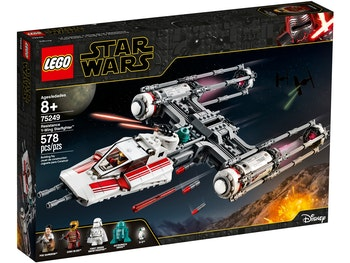 LEGO Star Wars 75249 Resistance Y-Wing Starfighter