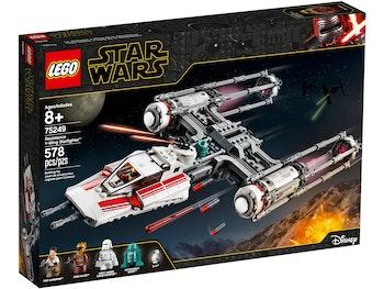 LEGO StarWars 75249 Resistance Y-Wing Starfighter