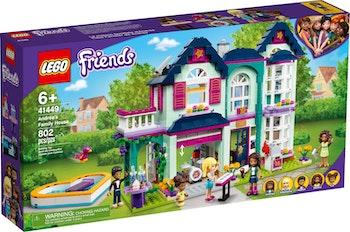 LEGO Friends 41449 Andreas familjevilla