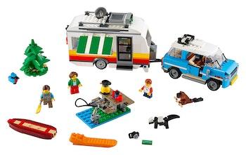 LEGO Creator 3-in-1 31108 Husvagnssemester