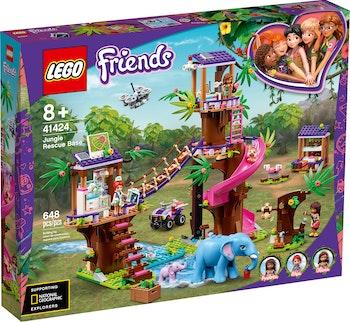 LEGO Friends 41424 Räddningsstation i djungeln